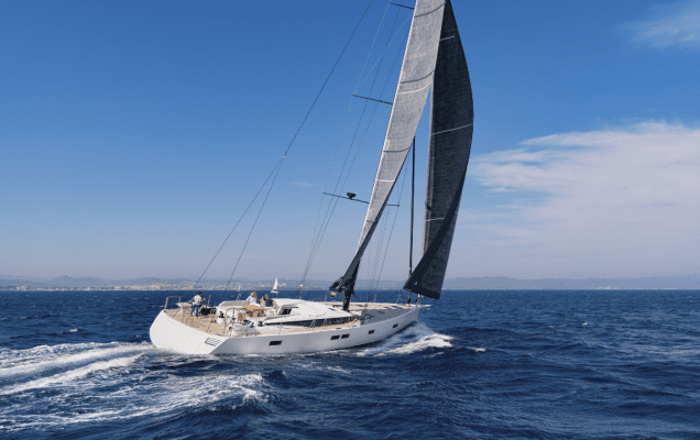 יאכטה מפרשית CNB 66