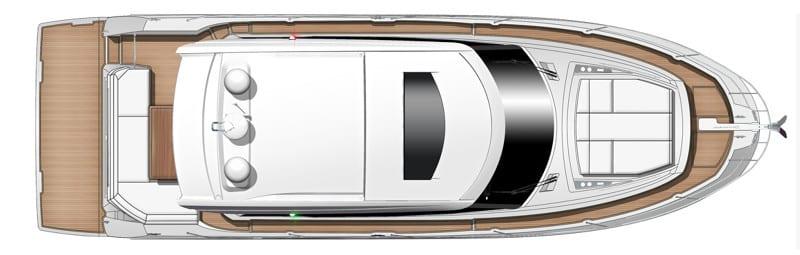 יאכטה Prestige 460 S - סטרים יאכטות