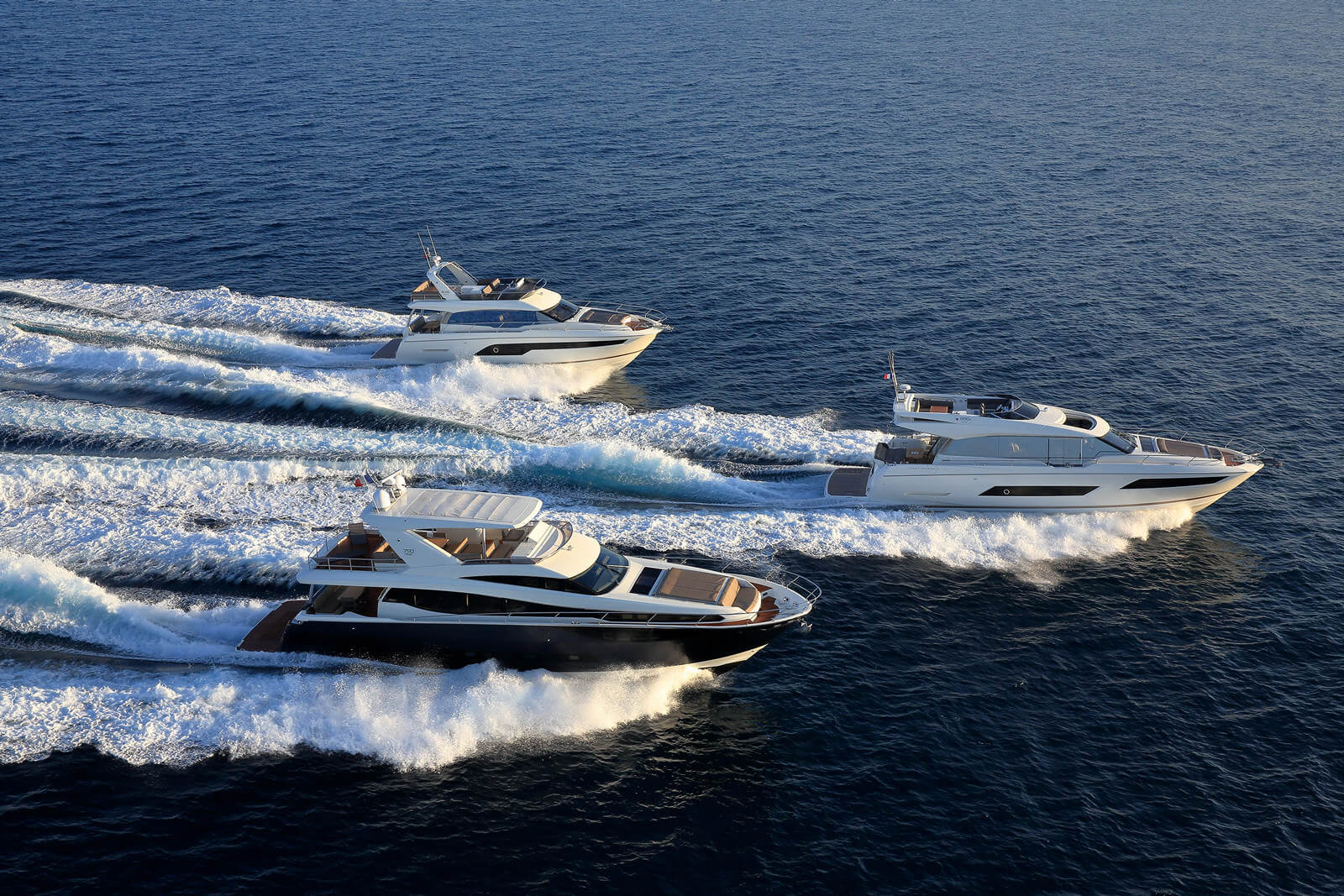 Used yachts & boats - Stream Yachts