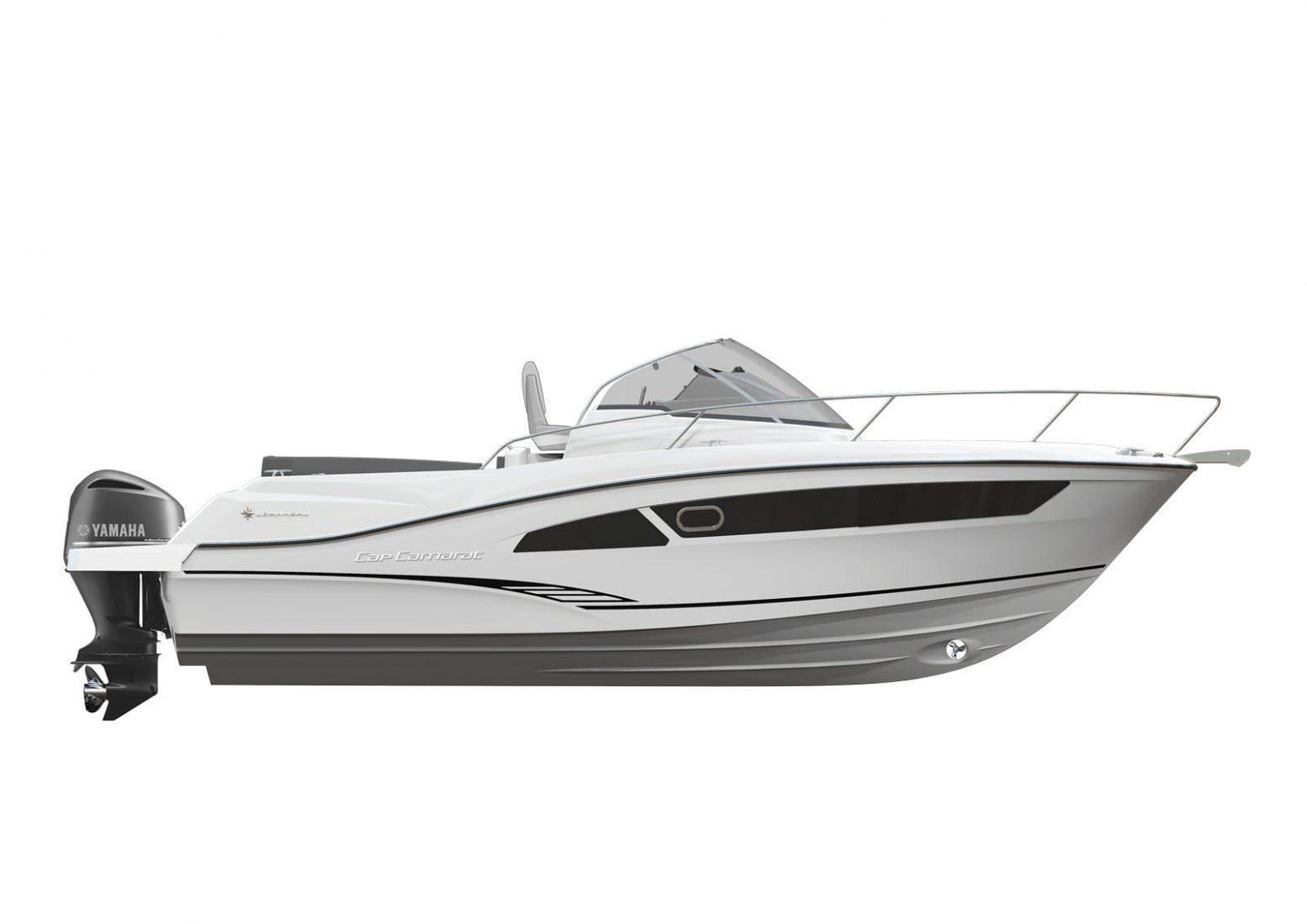 סירת מנוע JEANNEAU CAP CAMARAT 9.0WA - סטרים יאכטות
