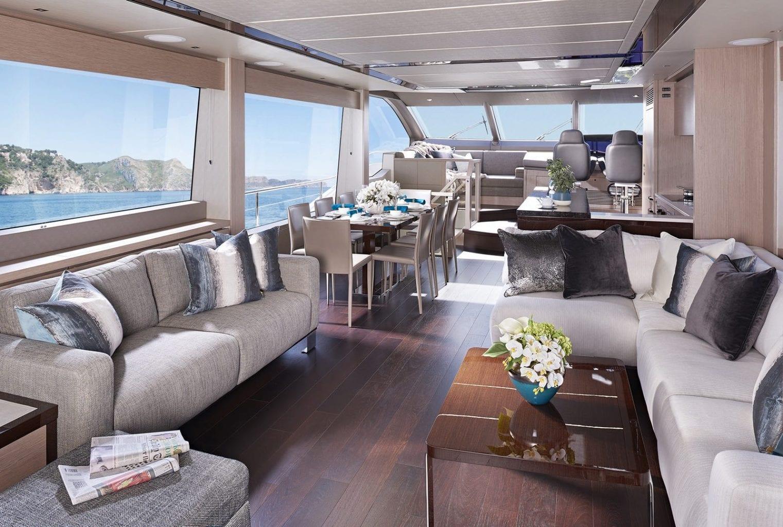 יאכטה Sunseeker Yacht 76 - סטרים יאכטות
