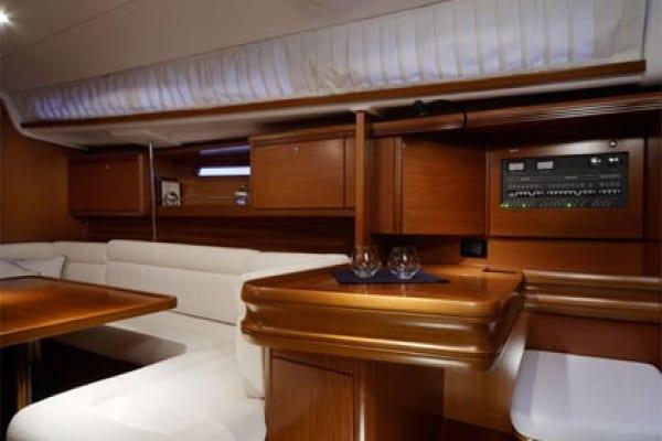 יאכטה מפרשית Grand Soleil 40 B&C יד שנייה - סטרים יאכטות