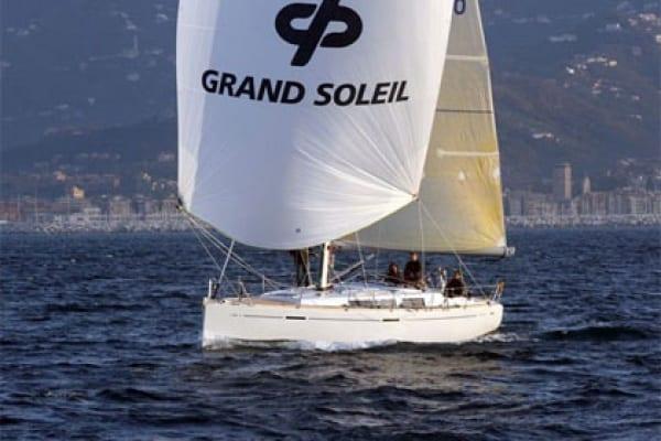 Grand Soleil 40 B&C - יאכטה מפרשית Grand Soleil 40 B&C יד שנייה - סטרים יאכטות