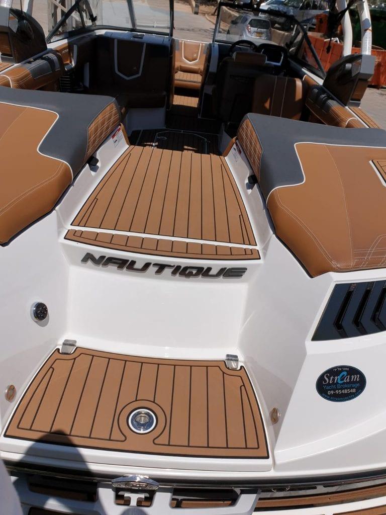 סירת וויקסרף וויקבורד NAUTIQUE G23 יד שניה - סטרים יאכטות