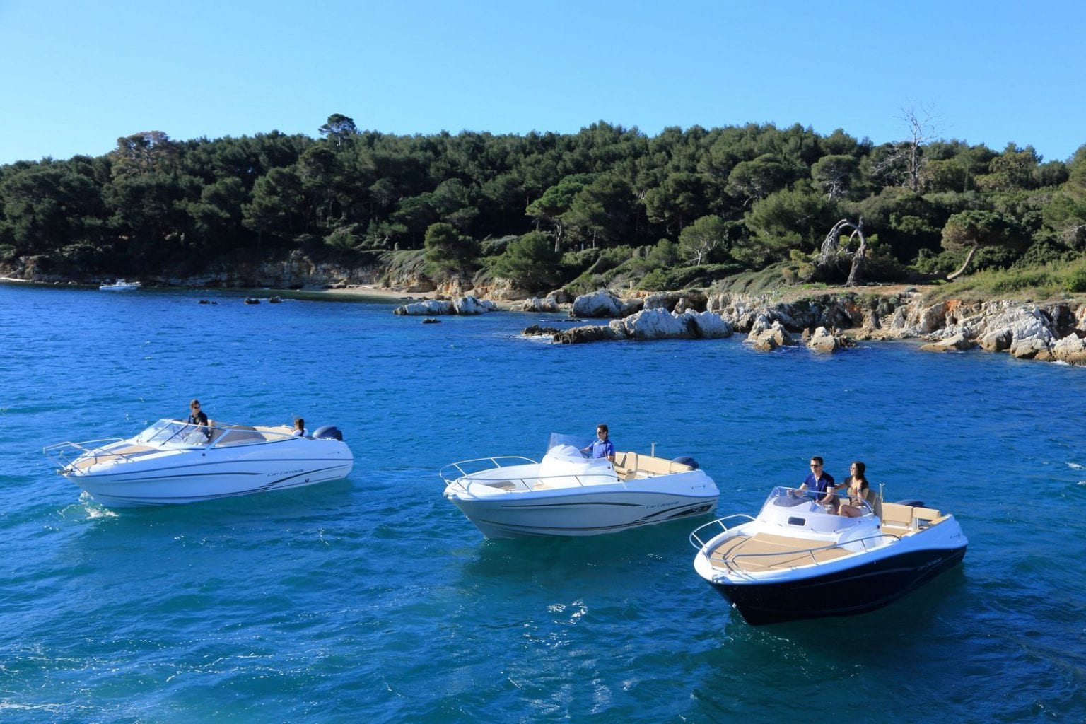 Sport boats - Stream Yachts
