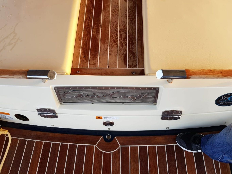 סירה יד שניה chris-craft - סטרים יאכטות