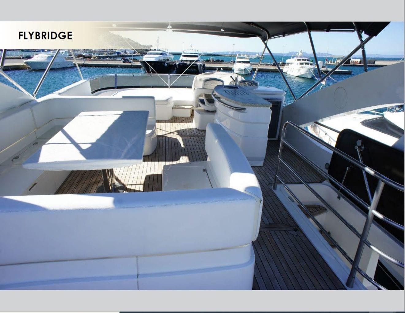 SUNSEEKER MANHATTAN 73 FOR SALE - Stream Yachts