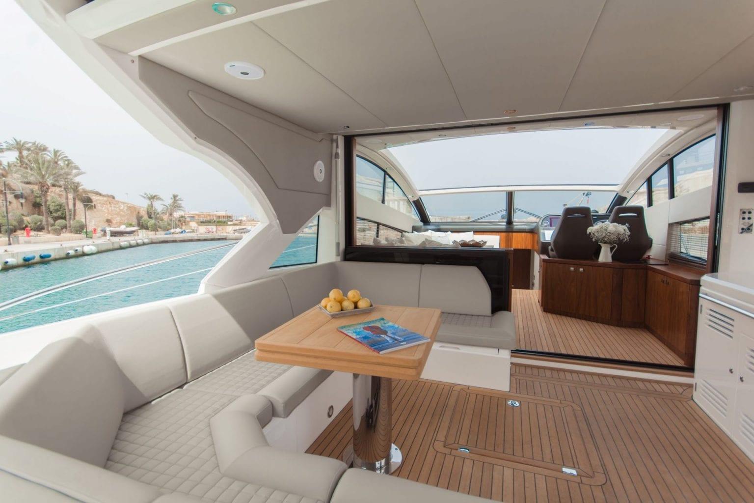 Sunseeker Predator 57 - Stream Yachts