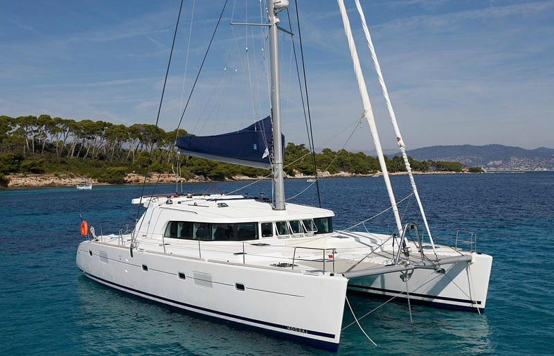 LAGOON 500 - Stream Yachts