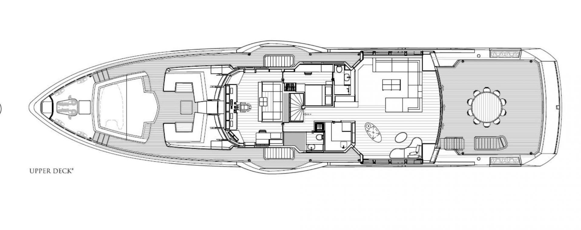 OCEAN 42M- NEW - סטרים יאכטות