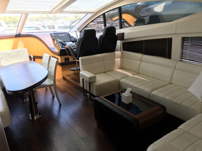 SUNSEEKER 68 SPORT YACHT - Stream Yachts