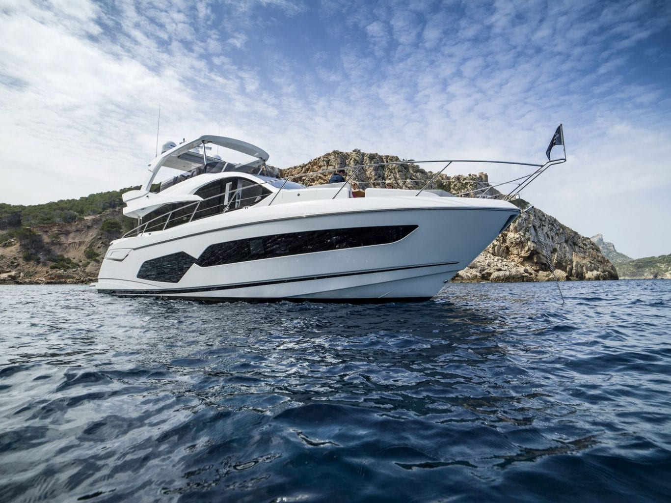 יאכטה Sunseeker Manhattan 66 - יאכטה Sunseeker Manhattan 66 - סטרים יאכטות