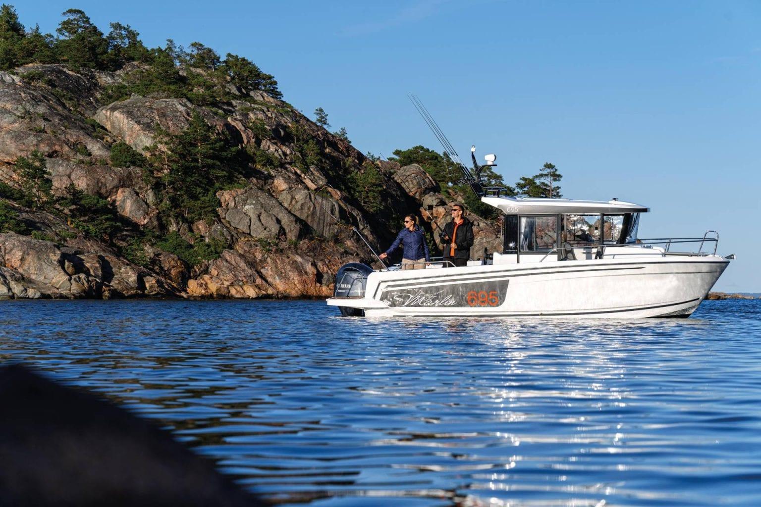 סירת מנוע JEANNEAU MERRY FISHER 695 Marlin NEW - סטרים יאכטות