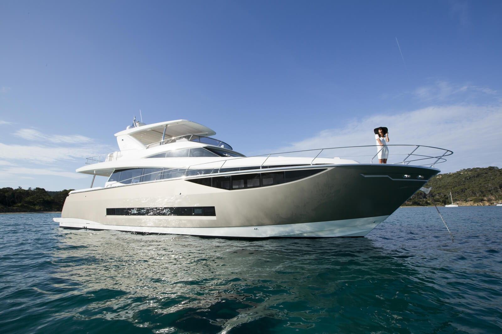 Prestige Yachts - סטרים יאכטות