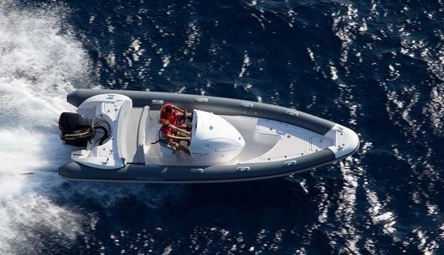 Technohull T909 - סירה מתצוגה - סטרים יאכטות