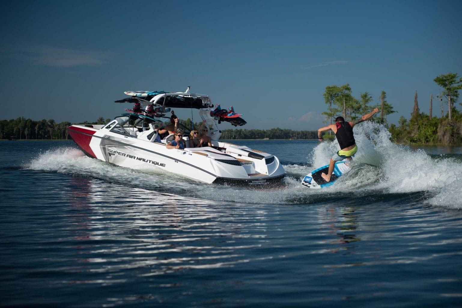 Ski boats - Stream Yachts