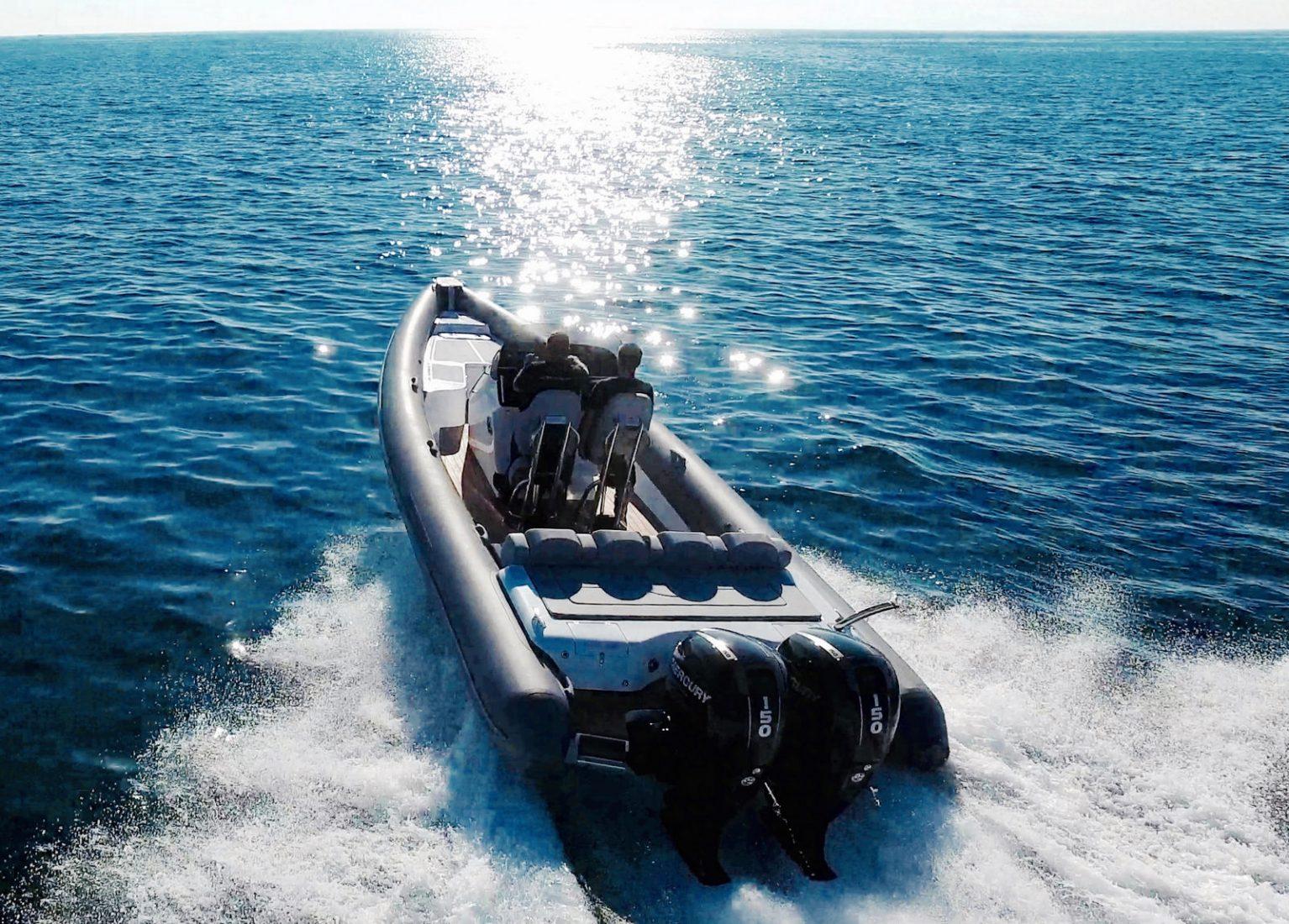סירה חצי קשיחה TECHNOHULL SV909 - סירה חצי קשיחה TECHNOHULL SV909 - סטרים יאכטות